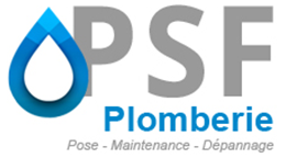 PSF PLOMBERIE Logo